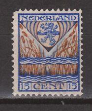 NVPH Netherlands Nederland nr  211 MLH ong. 1927 Kinderzegel Pays Bas NO GUM
