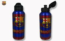 FC Barcelona Alu-Trinkflasche Botella Fan Fanshop Champions League Spain nw