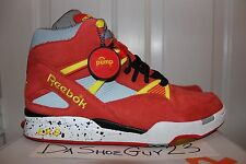 DS REEBOK THE PUMP 20TH PUMP OMNI ZONE DOMINIQUE WILKINS NIQUE sz 9 Packer Shoes