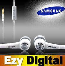 Premium WHITE Handsfree Headphones For Samsung Galaxy S2 i9100 Galaxy Nexus
