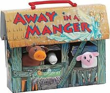 Away in a Manger Nativity Kit by