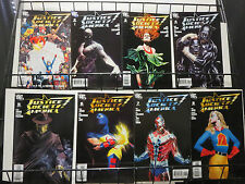 Justice Society of America #1-22  (2007 series) Annual + Kingdom Magog Specials