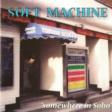 Soft Machine Somwhere In Soho Live 2-CD NEW SEALED 2004