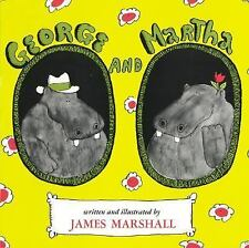 George and Martha by James Marshall, Good Book