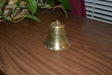 Vintage Brass Bell- no ball or handle