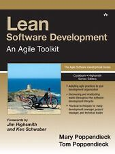 Lean Software Development: An Agile Toolkit by Poppendieck, Mary, Poppendieck,