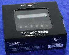 New Fender Custom Shop Twisted Tele Pickup Set of 2 Reissue USA +Many Gift