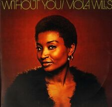 VIOLA WILLS without you CR 30179 uk charly LP PS EX/EX