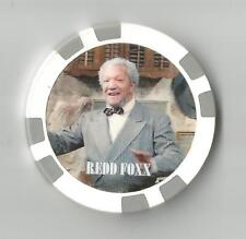 SANFORD AND SON REDD FOXX   AIRED ON TV 1972-1977  COLLECTOR CHIP
