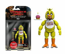 """Funko Five Nights At Freddy's FNAF Articulated 5"""" Figure - Chica"""