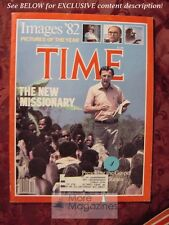 TIME Magazine December 27 1982 Dec 12/27 NEW MISSIONARY NEW GUINEA PHOTOS OF 82