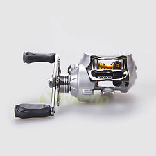 9+1 BB 6.3:1 Right Hand Baitcasting Fishing Reel Bait Casting Baitcast DMK New