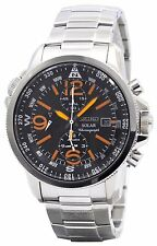 Seiko Solar Chronograph SSC077P1 Men's Watch