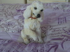 country artist poodle figure