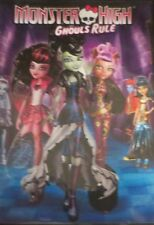 Monster High: Ghouls Rule (DVD, 2012)