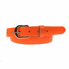 """The Leather Shop UK Belt Colourful 1"""" Real Leather Handmade In England 28""""-44"""""""