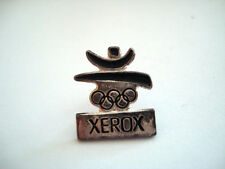 PINS XEROX JEUX OLYMPIQUES