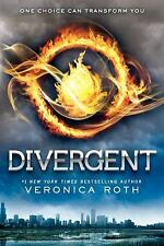 Divergent (Divergent Series), Roth, Veronica, 0062387243, Book, Acceptable