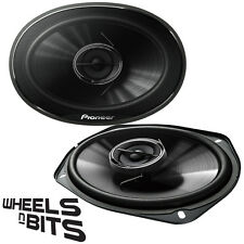 "Brand Pioneer TS-G6932i 2 Way 600 Watts Set 300 Watts Each Car Speaker 6x9"" Inch"