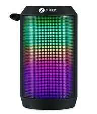 Zoook Rocker Mini Splashproof Wireless Bluetooth Portable BT Speaker