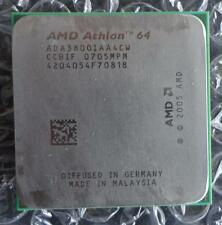 AMD Athlon 64 ADA3800IAA4CW 3800+ 2.4GHz Socket AM2 Single Core Processor CPU