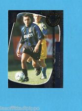 CALCIO CARDS 2001-PANINI- numero 112- BROCCHI - INTER