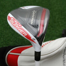 TaylorMade Golf AeroBurner 3 Fairway Wood Graphite Stiff Flex - NEW