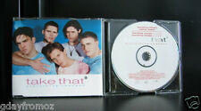 Take That - Everything Changes 4 Track CD Single