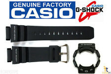 CASIO G-Shock GW-9100-1V Original Black BAND & BEZEL Combo