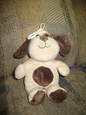 New Best Made Toys Puppy Dog Hanging Toy Brown Very Soft And VERY CUTE!