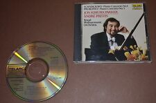Tchaikovsky & Prokofiev Piano 1+3 / Parker & Previn / Telarc 1986 /Made In Japan