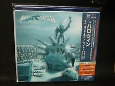 HELLOWEEN My God-Given Right + 3 JAPAN SHM Deluxe Edition CD Gamma Ray Pink Cre