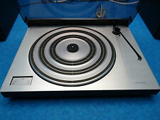BANG & OLUFSEN Beogram 1602 Turntable FOR PARTS not working