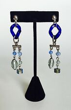 Antica Murrina Soul--Signature Murano Glass Pearl Drop Earrings