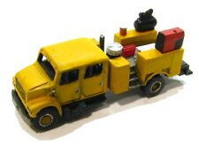 """Z Scale """"I"""" Class Equipment Service Truck by Showcase Miniatures (4026)"""