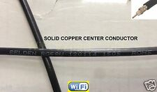 30 feet of Belden RG58U 50oHm RF Coax Coaxial  cable only NO CONNECTORS USA