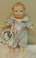 "1964 Cameo Scootles Doll 11"" Clothing by Shirley Pepys, Original Tag by Jesco"