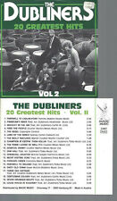 CD--THE DUBLINERS 20 GREATEST HITS VOL 2