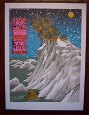 BOB MOULD Husker Du New Years Eve 2014 Metro Chicago Rock Concert mini Poster