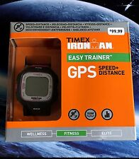 TIMEX IRONMAN EASY TRAINER WATCH