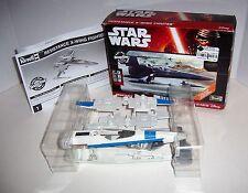Revell Star Wars Resistance X-Wing Fighter SnapTite DuraMod Model Kit RMX851632