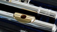 Flute Flûte traversière YAMA GL  24Ct  Plateaux creux  Open holes Flauta CA/FR