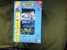 Learning Curve Thomas Tank e Percy Take Along 17 Starter Set NUOVO di zecca scatola