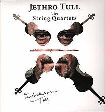 Ian Anderson. Authentic autograph Signed Jethro Tull String Quartets vinyl album