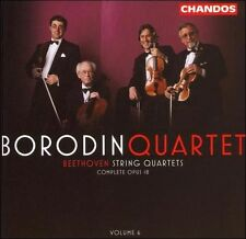 String Quartets Volume 6 (Borodin Quartet) CD NEW