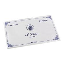 J. Herbin White Blotter Paper Sheets, Pack of 10 (H255-00)