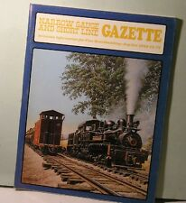 NARROW GAUGE & SHORT LINE GAZETTE  Sept/Oct 1983 NG&SLG