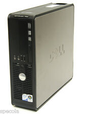 Dell OptiPlex 760 SFF Intel Quad 1TB HDD 8GB Ram Wifi Windows 7 Professional