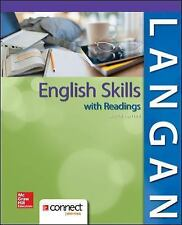 English Skills with Readings by John Langan and Zoe Albright (2015, Paperback...