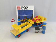 Lego Legoland Construction - 692 Road Repair Crew